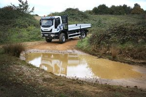 Iveco Eurocargo 4x4 small 1 offroad
